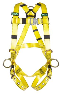 Specialty Environment Harnesses and Lanyards